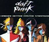 DAFT PUNK  - CM HARDER BETTER FASTER STRONGER