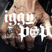 POP IGGY  - CD SKULL RING