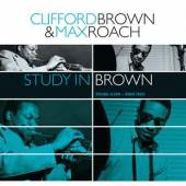 BROWN CLIFFORD & MAX ROA  - VINYL STUDY IN BROWN + 2 [VINYL]