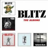 BLITZ  - 5xCD THE ALBUMS: 5CD CLAMSHELL BOXSET
