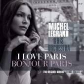 LEGRAND MICHEL  - 2xVINYL I LOVE PARIS/BONJOUR.. [VINYL]