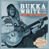 WHITE BUKKA  - VINYL EARLY RECORDINGS 1930-1940 [VINYL]