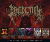 BENEDICTION  - CDB THE NUCLEAR BLAST RECORDINGS (6CD)