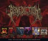 BENEDICTION  - CDB THE NUCLEAR BLAST RECORDINGS (6CD)