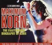 KORN  - CD MAXIMUM KORN