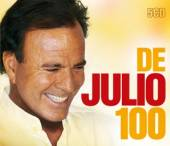 IGLESIAS JULIO  - 5xCD DE JULIO 100