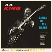 BLUES IN MY HEART -HQ- [VINYL] - supershop.sk