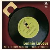 LACOUR LENNY  - SI ROCKNROLL ROMANCE B/W ROCKIN ROSALIE