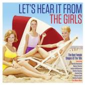 VARIOUS  - 2xCD LET'S HEAR IT FROM THE..