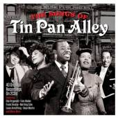 VARIOUS  - 2xCD SONGS OF TIN PAN ALLEY