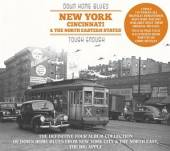DOWN HOME BLUES NEW YORK  - 4xCD DOWN HOME BLUES NEW YORK