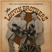 LOUVIN BROTHERS  - 2xVINYL LOVE AND WEALTH [VINYL]
