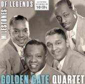 GOLDEN GATE QUARTET  - 10xCD ORIGINAL ALBUMS