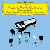 BARENBOIM DANIEL  - CD MOZART PIANO QUARTETS
