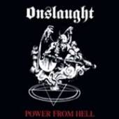 ONSLAUGHT  - CDD POWER FROM HELL
