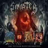 SINISTER  - 4xCD THE NUCLEAR BLAST RECORDINGS