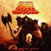 JACK STARR'S BURNING STARR  - CD NO TURNING BACK!
