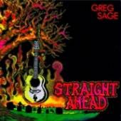 SAGE GREG  - VINYL STRAIGHT AHEAD -REMAST- [VINYL]