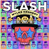 SLASH FEAT KENNEDY MYLES & T  - 2xVINYL LIVING THE D..