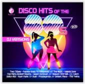 VARIOUS  - CD DISCO HITS OF THE 80S - DJ VER