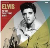 PRESLEY ELVIS  - VINYL MERRY CHRISTMAS BABY [VINYL]