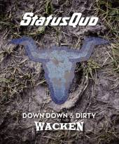 STATUS QUO  - BRC DOWN DOWN & DIRTY AT WACKEN