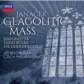 BELOHLAVEK JIRI  - CD JANACEK GLAGOLITIC MASS