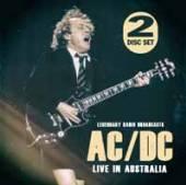 AC/DC  - CD LIVE IN AUSTRALIA (2CD)