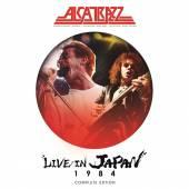 ALCATRAZZ  - CD LIVE IN JAPAN 1984 COMPLETE EDITION
