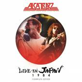 ALCATRAZZ  - 3xBRD LIVE IN JAPAN 1984-BR+CD- [BLURAY]