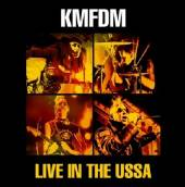 KMFDM  - CD LIVE IN THE USSA