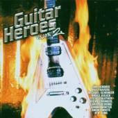 VARIOUS  - CD GUITAR HEROES VOLUME 2