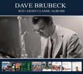 BRUBECK DAVE  - CD 8 CLASSIC ALBUMS