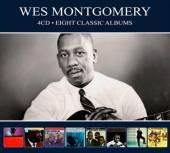 MONTGOMERY WES  - 4xCD EIGHT CLASSIC PLUS -DIGI-
