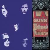 L.A. GUNS  - CD HOLLYWOOD VAMPIRE..