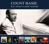 BASIE COUNT  - 4xCD EIGHT CLASSIC PLUS -DIGI-