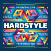 VARIOUS  - 2xCD HARDSTYLE THE ULTIMATE..