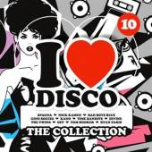 VARIOUS  - 2xCD I LOVE DISCO COLLECTION..