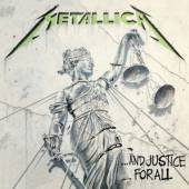 METALLICA  - CD ..AND JUSTICE FOR ALL (REMASTERED)