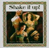 NOSSAIR SAMI -ORCHESTRA-  - CD SHAKE IT UP!