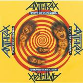 ANTHRAX  - CD STATE OF EUPHORIA