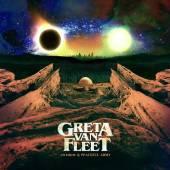 GRETA VAN FLEET  - CD ANTHEM OF THE PEACEFUL..