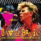 BOWIE DAVID  - CD LIVEGLASS SPIDER TOUR