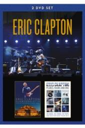 CLAPTON ERIC  - 2xDVD SLOWHAND AT 70..