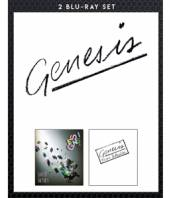 GENESIS  - BRD SUM OF THE PARTS.. -LIVE- [BLURAY]