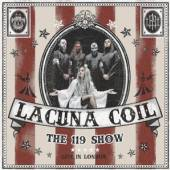 LACUNA COIL  - 3xCD+DVD 119 SHOW-LIVE IN LONDON