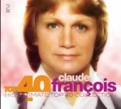 FRANCOIS CLAUDE  - 2xCD TOP 40 - CLAUDE FRANCOIS