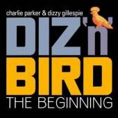 PARKER CHARLIE/DIZZIE GI  - 2xCD DIZ 'N' BIRD - THE..