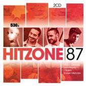 VARIOUS  - CD 538 HITZONE 87