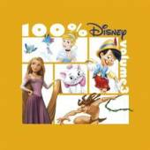 VARIOUS  - CD 100% DISNEY VOLUME 3